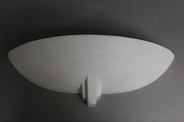 Aplique Cod.092/A Anch: 500 mm Fond: 180 mm Alt: 150 mm